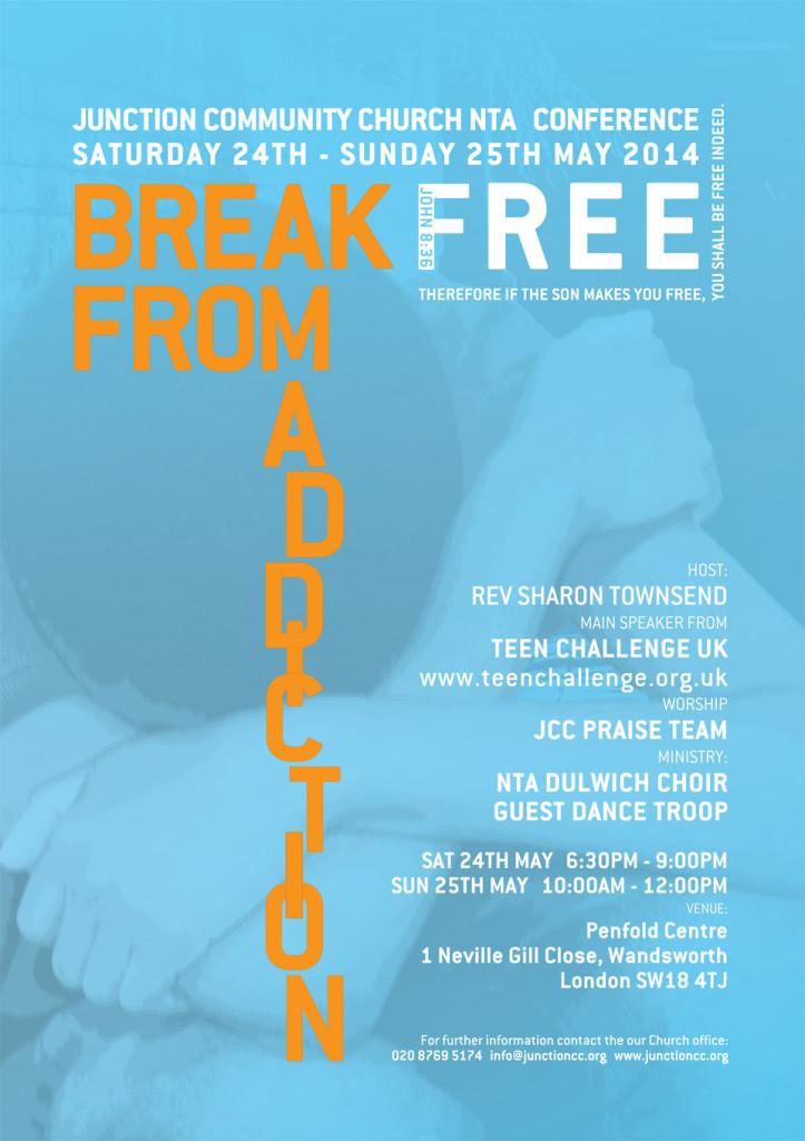 Break-free-Poster